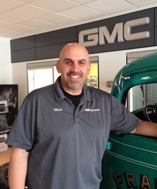 Mark Giunta- Used Truck Manager
