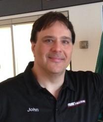 John Gavula- Parts Manager