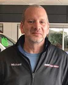 Michael Pezzolla- VP Parts