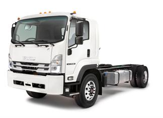 New Isuzu F-Series Truck cab chassis
